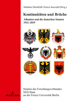 Kontinuitäten und Brüche von Dornfeldt,  Matthias, Seewald,  Enrico