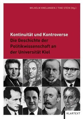 Kontinuität und Kontroverse von Knelangen,  Wilhelm, Stein,  Tine