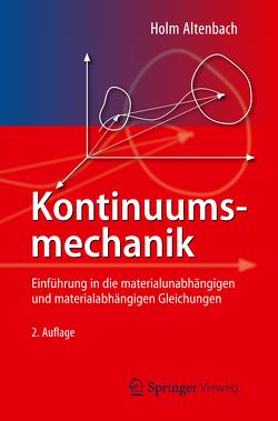 Kontinuumsmechanik von Altenbach,  Holm