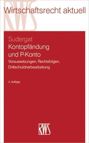 Kontopfändung und P-Konto von Sudergat,  Lutz G.
