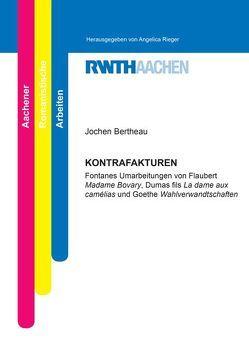 KONTRAFAKTUREN von Bertheau,  Jochen