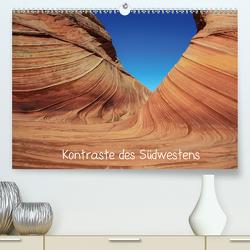 Kontraste des Südwesten (Premium, hochwertiger DIN A2 Wandkalender 2021, Kunstdruck in Hochglanz) von Haberstock,  Matthias