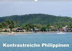 Kontrastreiche Philippinen (Wandkalender 2018 DIN A3 quer) von Rudolf Blank,  Dr.
