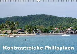 Kontrastreiche Philippinen (Wandkalender 2019 DIN A3 quer) von Rudolf Blank,  Dr.