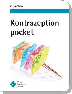 Kontrazeption pocket von Wöhler,  Claudia