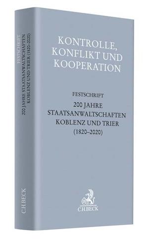 Kontrolle, Konflikt und Kooperation von Bohnen,  Wolfgang, Haase,  Lena