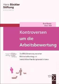 Kontroversen um die Arbeitsbewertung von Bender,  Gerd, Möll,  Gerd, Skrotzki,  Rainer