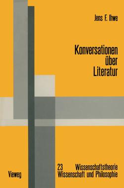Konversationen über Literatur von Ihwe,  Jens