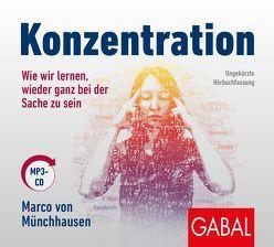 Konzentration von Dressler,  Sonngard, Münchhausen,  Marco von, Piedesack,  Gordon