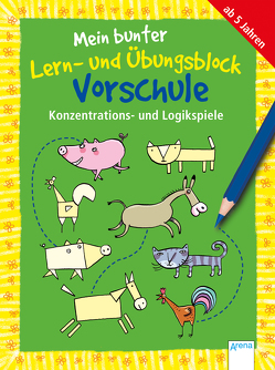 Konzentrations- und Logikspiele von Barnhusen,  Friederike, Bettzieche,  Uta