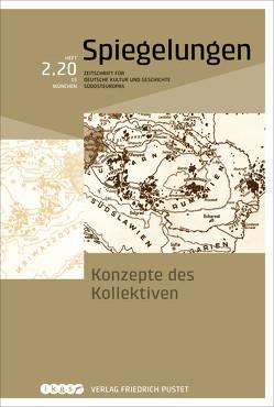 Konzepte des Kollektiven von Dácz,  Enikö, Ilic,  Angela, Kührer-Wieslach,  Florian, Weger,  Tobias