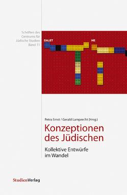 Konzeptionen des Jüdischen von Ernst,  Petra, Lamprecht,  Gerald