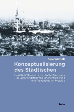 Konzeptualisierung des Städtischen von Witthöft,  Gesa
