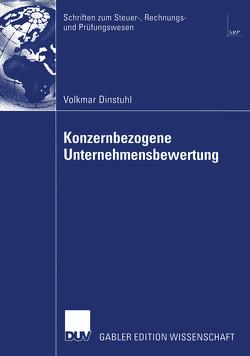 Konzernbezogene Unternehmensbewertung von Dinstuhl,  Volkmar