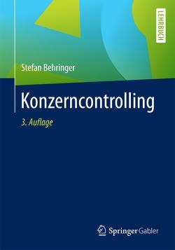 Konzerncontrolling von Behringer,  Stefan