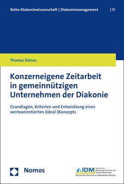 Konzerneigene Zeitarbeit in gemeinnützigen Unternehmen der Diakonie von Ostrau,  Thomas