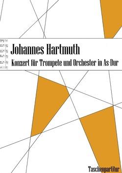 Konzert für Trompete und Orchester in As-Dur von Hartmuth,  Johannes