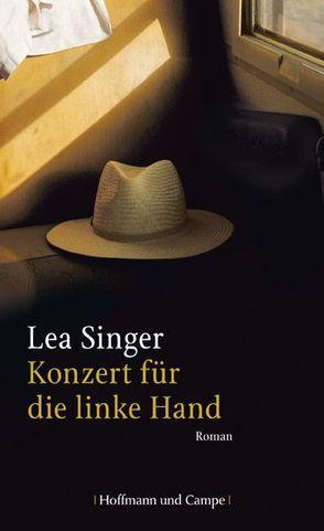 Konzert für die linke Hand von Singer,  Lea