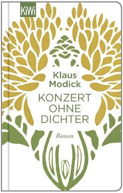 Konzert ohne Dichter von Modick,  Klaus