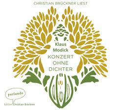 Konzert ohne Dichter von Brückner,  Christian, Modick,  Klaus