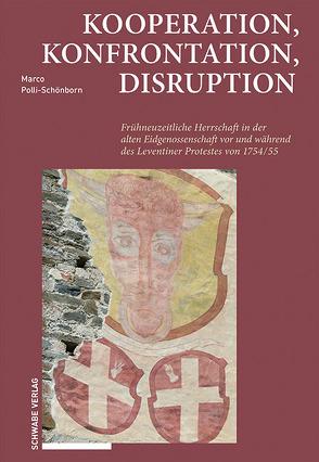 Kooperation, Konfrontation, Disruption von Polli-Schönborn,  Marco