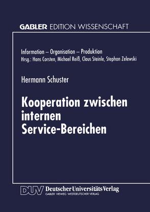 Kooperation zwischen internen Service-Bereichen von Schuster,  Hermann