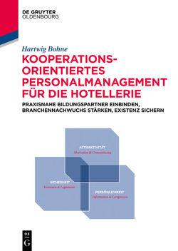 Kooperationsorientiertes Personalmanagement für die Hotellerie von Bohne,  Hartwig