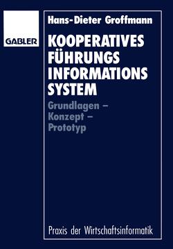 Kooperatives Führungsinformationssystem von Groffmann,  Hans-Dieter