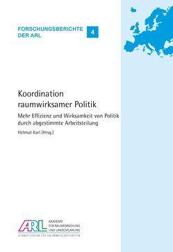 Koordination raumwirksamer Politik von Karl,  Helmut