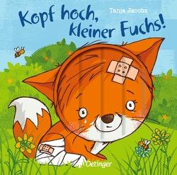 Kopf hoch, kleiner Fuchs! von Jacobs,  Tanja, Kleine-Bornhorst,  Lena