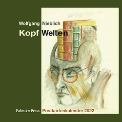 Kopf Welten von Nieblich,  Wolfgang