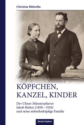 Köpfchen, Kanzel, Kinder von Bütterlin,  Christine