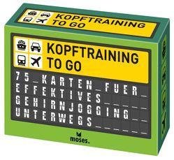 Kopftraining to go von Kiefer,  Philip
