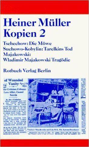 Kopien II von Müller,  Heiner