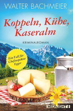 Koppeln, Kühe, Kaseralm von Bachmeier,  Walter