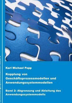 Kopplung von Geschäftsprozessmodellen und Anwendungssystemmodellen von Popp,  Karl Michael