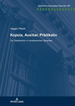 Kopula, Auxiliar, Prädikativ von Pitsch,  Hagen
