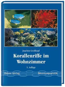 Korallenriffe im Wohnzimmer von Grosskopf,  Joachim