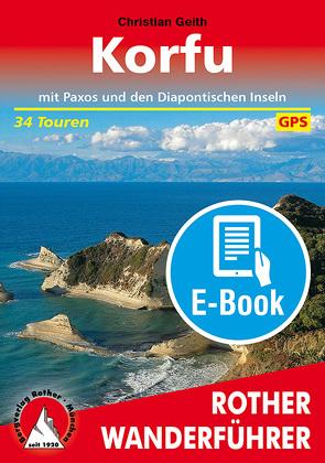 Korfu (E-Book) von Geith,  Christian