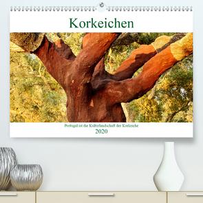 Korkeichen (Premium, hochwertiger DIN A2 Wandkalender 2020, Kunstdruck in Hochglanz) von Riedmiller,  Andreas