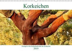 Korkeichen (Wandkalender 2019 DIN A3 quer) von Riedmiller,  Andreas