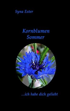 Kornblumen Sommer von Ester,  Syna