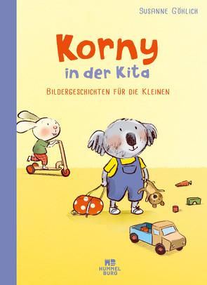 Korny in der Kita von Göhlich,  Susanne