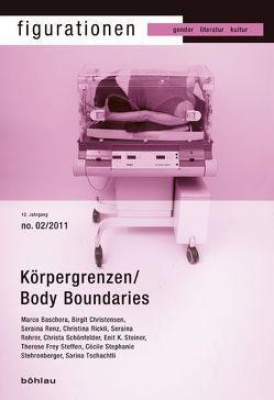 Körpergrenzen / Body Boundaries von Frey Steffen,  Therese