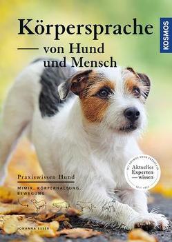 Körpersprache von Hund und Mensch von Esser,  Johanna