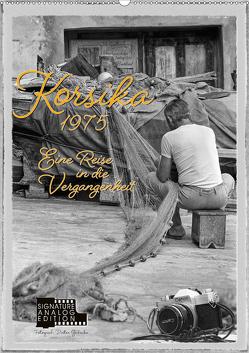 Korsika 1975 – Eine Reise in die Vergangenheit (Wandkalender 2020 DIN A2 hoch) von Gödecke,  Dieter