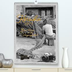 Korsika 1975 – Eine Reise in die Vergangenheit (Premium, hochwertiger DIN A2 Wandkalender 2020, Kunstdruck in Hochglanz) von Gödecke,  Dieter