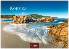 Korsika 2022 L 35x50cm