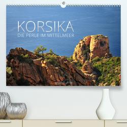 Korsika – die Perle im Mittelmeer (Premium, hochwertiger DIN A2 Wandkalender 2020, Kunstdruck in Hochglanz) von Ratzer,  Reinhold