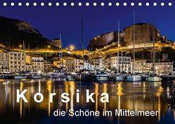 Korsika – Die Schöne im MIttelmeer (Tischkalender 2018 DIN A5 quer) von Sulima,  Dirk